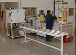AET1800 with Bagging Table